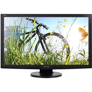 "ViewSonic VG2433SMH 24"" LED LCD Monitor - 16:9 - 4 ms"