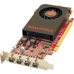 VisionTek 900798 Radeon HD 7750 Graphic Card - 800 MHz Core - 2 GB GDDR5 - PCI-E 3.0 x16