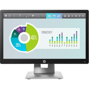 "HP M1F41A8#ABA Business E202 20"" LED LCD Monitor - 16:9 - 7 ms"