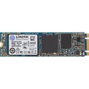 Kingston SM2280S3G2/240G SSDNow 240 GB Internal Solid State Drive - SATA - M.2 2280