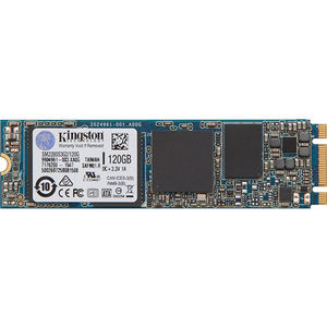 Kingston SM2280S3G2/120G SSDNow 120 GB Internal Solid State Drive - SATA - M.2 2280