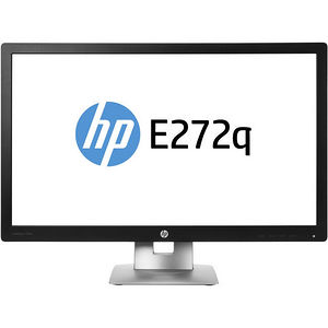 "HP M1P04A8#ABA Business E272q 27"" LED LCD Monitor - 16:9 - 7 ms"
