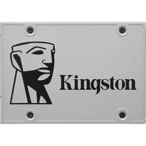 "Kingston SUV400S37/120G SSDNow UV400 120 GB 2.5"" Internal Solid State Drive - SATA"