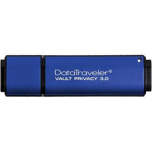 Kingston DTVP30DM/64GB 64GB DataTraveler Vault Privacy 3.0 USB 3.0 Flash Drive