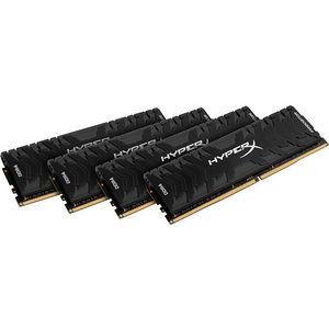 Kingston HX430C15PB3K4/16 Predator Memory Black - 16GB Kit (4x4GB) DDR4 3000MHz Intel XMP CL15 DIMM