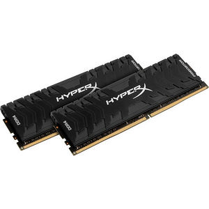 Kingston HX430C15PB3K2/32 Predator Memory Black 32GB Kit (2x16GB) DDR4 3000MHz Intel XMP CL15 DIMM