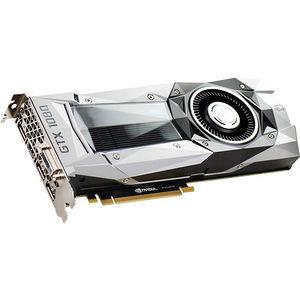 EVGA 08G-P4-6180-KR GeForce GTX 1080 Graphic Card - 1.61 GHz Core - 8 GB GDDR5X - PCIE 3.0 x16