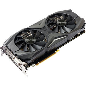 ZOTAC ZT-P10800C-10P GeForce GTX 1080 Graphic Card - 1.68 GHz Core - 8 GB GDDR5X - PCI-E 3.0