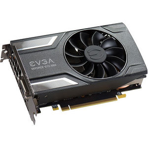 EVGA 06G-P4-6163-KR GeForce GTX 1060 Graphic Card - 1.61 GHz Core - 6 GB GDDR5 - PCIE 3.0 x16