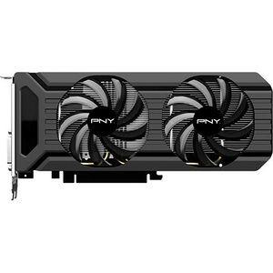 PNY VCGGTX10606PB GeForce GTX 1060 Graphic Card - 1.51 GHz Core - 6 GB GDDR5 - PCI-E 3.0 x16