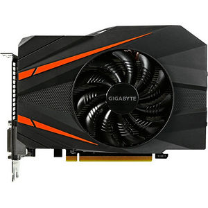 GIGABYTE GV-N1060IXOC-3GD GeForce GTX 1060 Graphic Card - 1.56 GHz Core - 3 GB GDDR5 - PCIE 3.0 x16