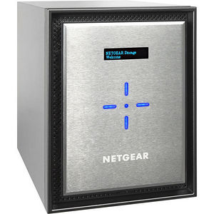NETGEAR RN626X00-100NES ReadyNAS RN626X 6 Bays with Intel Xeon Quad-Core Server Processor
