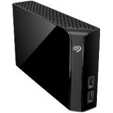 Seagate STEL6000100 Backup Plus Hub 6 TB External Hard Drive - Desktop
