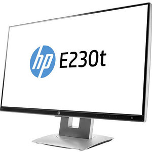 "HP W2Z50A8#ABA Business E230t 23"" LCD Touchscreen Monitor - 16:9 - 5 ms"