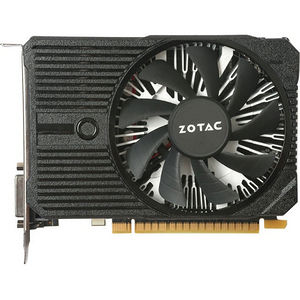 ZOTAC ZT-P10500A-10L GeForce GTX 1050 Graphic Card - 1.35 GHz Core - 2 GB GDDR5 - PCI-E 3.0