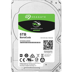 "Seagate ST5000LM000 Barracuda 5 TB 2.5"" Internal Hard Drive - SATA"