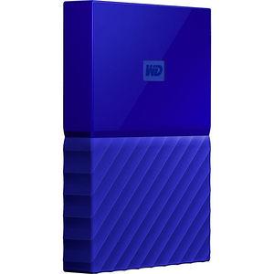 WD WDBYFT0030BBL-WESN My Passport 3 TB External Hard Drive