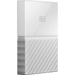 WD WDBYFT0020BWT-WESN My Passport 2 TB External Hard Drive