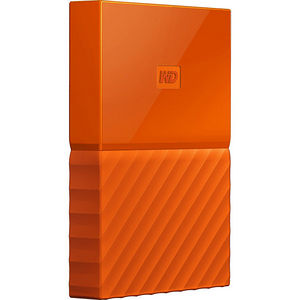 WD WDBYFT0020BOR-WESN My Passport 2 TB External Hard Drive
