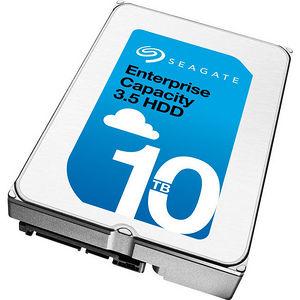 """Seagate ST10000NM0096 10TB SAS 12Gb/s 7200RPM 3.5"""" 256MB Cache Enterprise HDD"""