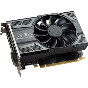EVGA 04G-P4-6251-KR GeForce 1050 Ti Graphic Card - 1.29 GHz Core - 4 GB GDDR5 - PCIE 3.0 x16