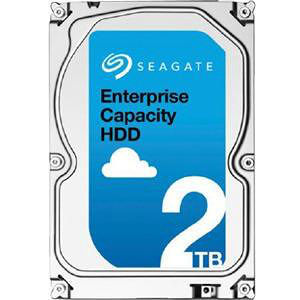 "Seagate ST2000NM0008 2TB 7200RPM 3.5"" SATA 6Gb/s 128MB Cache Enterprise HDD"