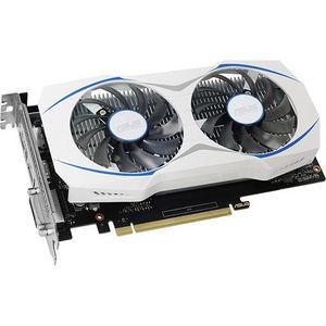ASUS DUAL-GTX1050-O2G GeForce GTX 1050 Graphic Card - 1.40 GHz Core - 2 GB GDDR5 - PCI Express 3.0