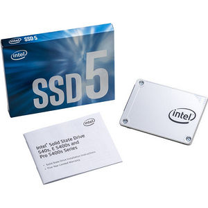 "Intel SSDSC2KW240H6X1 540s 240 GB 2.5"" Internal Solid State Drive - SATA"