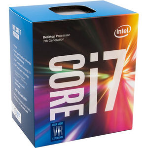 Intel BX80677I77700 Core i7 i7-7700 Quad-core 3.60 GHz Processor - Socket H4 LGA-1151 Retail Pack