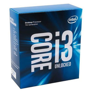 Intel BX80677I37350K Core i3-7350K Dual-core (2 Core) 4 GHz Processor - LGA-1151 - Retail Pack