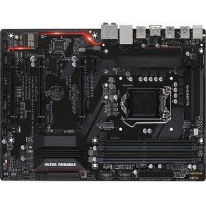 GIGABYTE GA-Z270XP-SLI Ultra Durable Desktop Motherboard - Intel Z270 Chipset - Socket H4 LGA-1151
