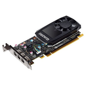 PNY VCQP400-PB Quadro P400 Graphic Card - 2 GB GDDR5 - PCI-E 3.0 x16 - Low-profile - Single Slot