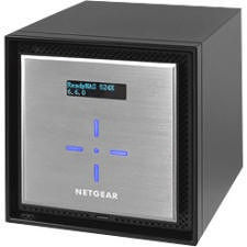NETGEAR RN524X00-100NES ReadyNAS 524X 4-bay Network Attached Storage Diskless ()