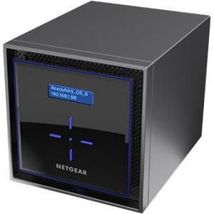 NETGEAR RN42400-100NES Insight Managed Smart Cloud Network Storage