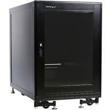 StarTech 2636CABINET 15U Rack Enclosure Server Cabinet - 27.6 in. Deep - Built-in Fans
