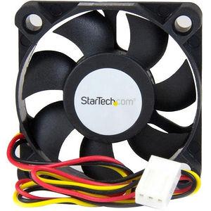 StarTech FAN5X1TX3 Replacement 50mm Ball Bearing CPU Case Fan - LP4 - TX3 Connector