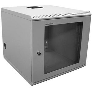 "StarTech CAB1019WALL 10U 19"" Wall Mounted Server Rack Cabinet"