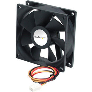 StarTech FAN6X25TX3H 60x25mm High Air Flow Dual Ball Bearing Computer Case Fan w/ TX3