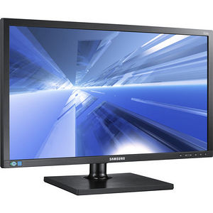 Samsung LF24TOWHBFM/ZA Cloud Display TC TC241W All-in-One Thin Client - AMD C-Series 2 Core 1 GHz