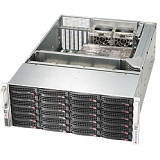 Supermicro CSE-846BE26-R920B SuperChassis SC846BE26-R920B 4U System Cabinet