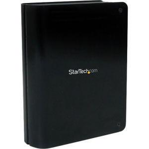 "StarTech S3510BMU33B USB 3.0 to 3.5"" SATA III Hard Drive Enclosure w/ Fan - SATA 6 Gbps & UASP"