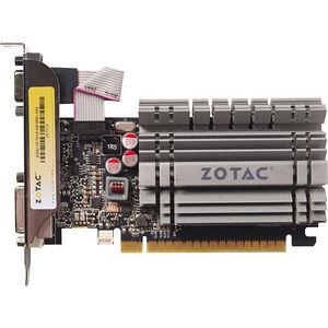 ZOTAC ZT-71115-20L GeForce GT 730 Graphic Card - 902 MHz Core - 4 GB DDR3 SDRAM - PCIE 2.0 x16
