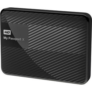 WD WDBCRM0030BBK-NESN 3TB My Passport X for Xbox One Portable External Hard Drive