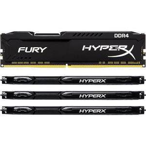 Kingston HX426C16FB2K4/32 HyperX Fury 32GB DDR4 SDRAM Memory Module