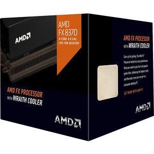 AMD FD8370FRHKHBX FX-8370 8 Core 4 GHz Processor - Socket AM3+