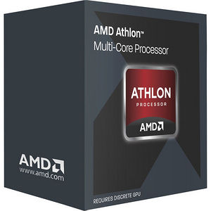 AMD AD860KXBJASBX Athlon X4 860K Quad-core (4 Core) 3.70 GHz Processor - Socket FM2+ - Retail Pack