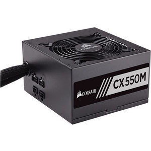 Corsair CP-9020102-NA CX550M 550W Power Supply
