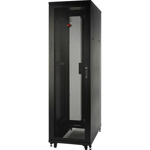 APC AR2500 NetShelter SV 42U 600mm Wide x 1200mm Deep Enclosure with Sides Black