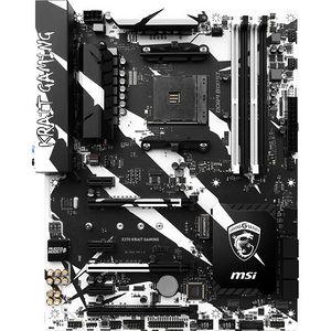 MSI X370 KRAIT GAMING Desktop Motherboard - AMD Chipset - Socket AM4