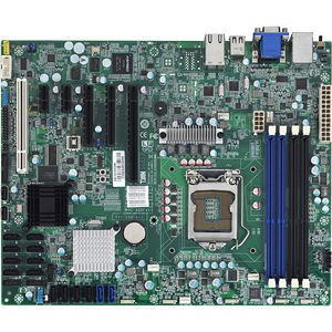 TYAN S5512WGM2NR S5512 Server Motherboard - Intel Chipset - Socket H2 LGA-1155 - Retail Pack